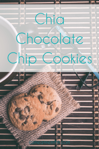 Chia Chocolate Chip Cookies Sneaky Goodness 2