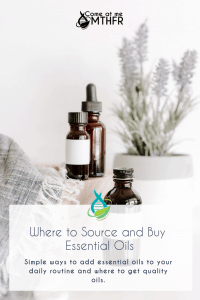 where to source quality essential oils