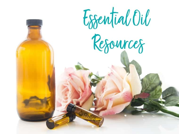 Essential Oil Resources and References 1