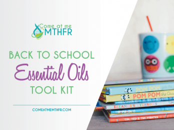 Essential Oils toolkit for back to school