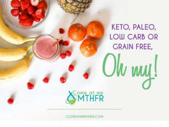 Which eating style works best? Keto, Low Carb, Grain Free or Paleo