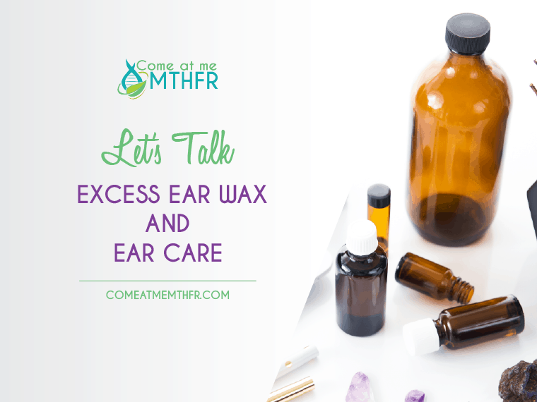 what to do about excess earwax