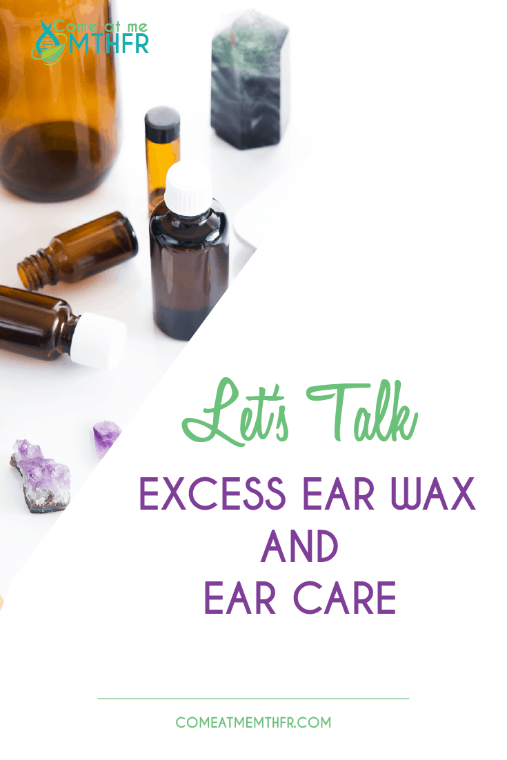excess earwax - why and how do you get rid of it?