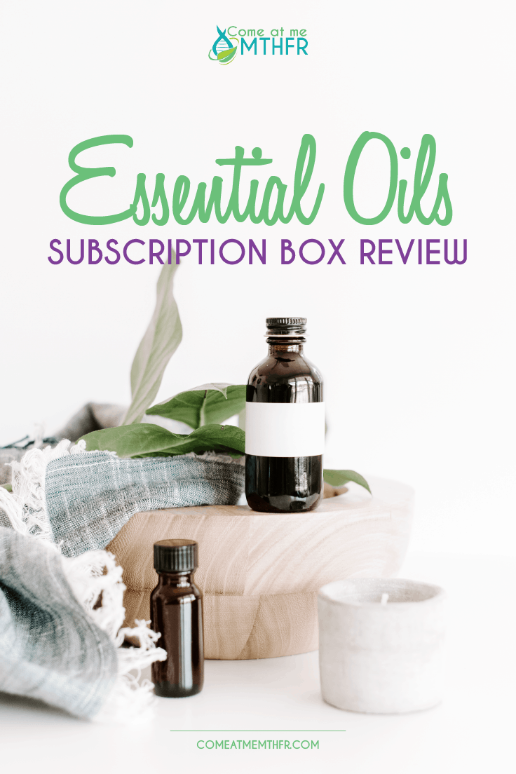 Simply Earth Essential Oils Subscription Box Review + Coupon (Updated)