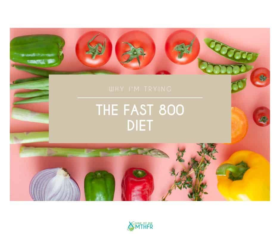 Why I'm Trying the Fast 800 Diet 3