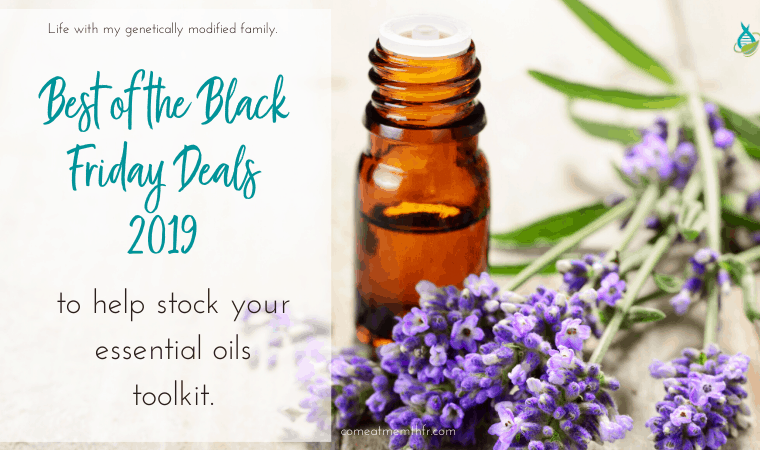 best of the black friday deals on essential oils