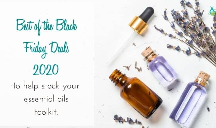 2020 black friday essential oil deals